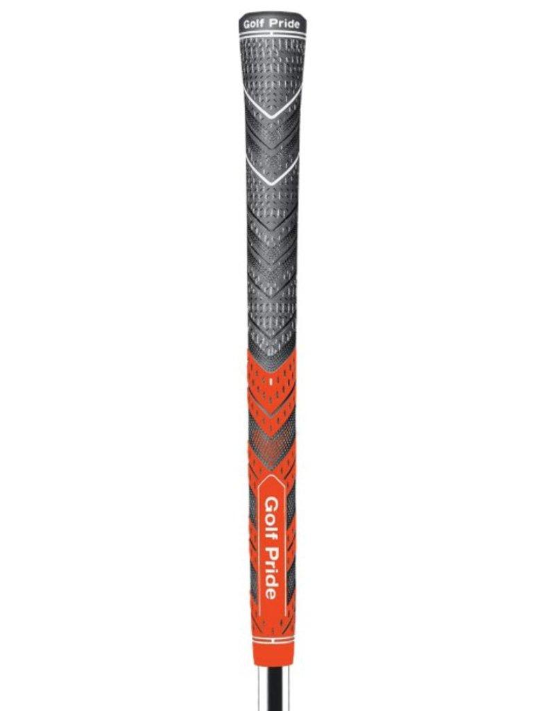 Golf Pride Golf Pride MCC Plus 4 - Black/Orange - Standard GP0113BKOR