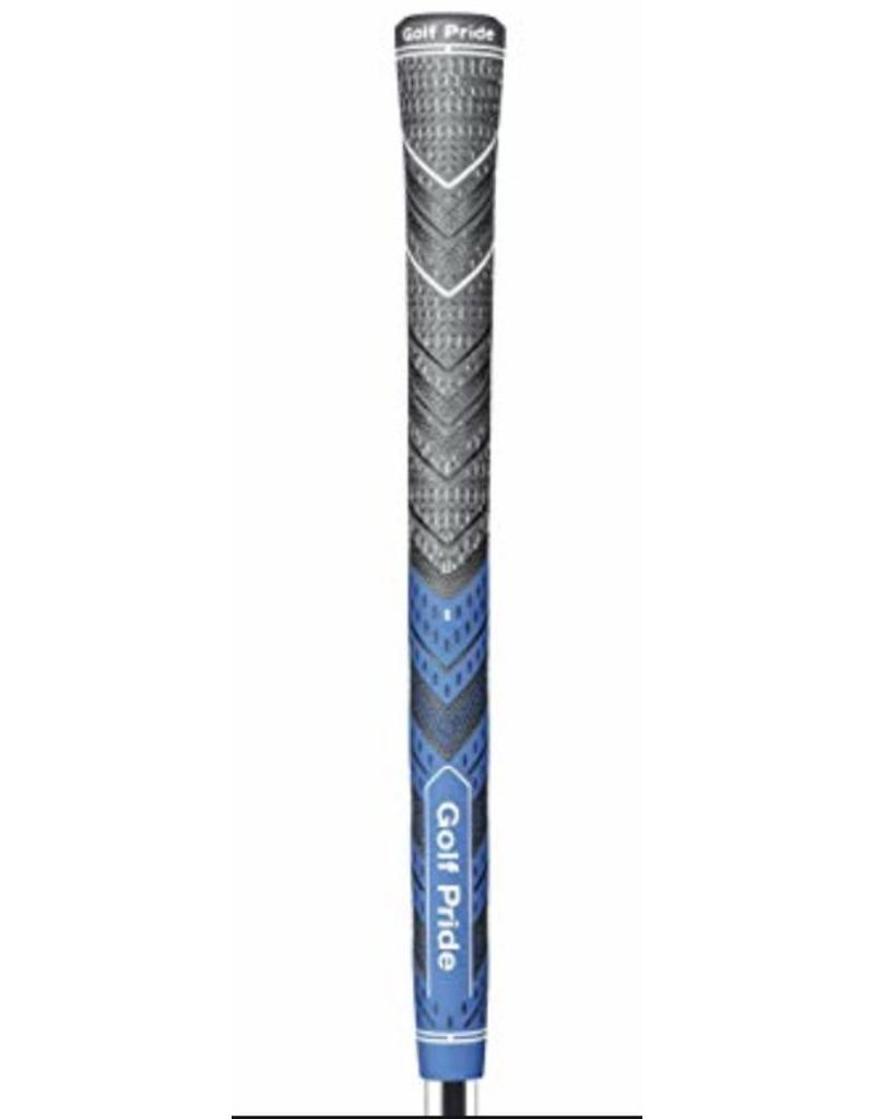 Golf Pride Golf Pride MCC+4 Standard Black and Blue