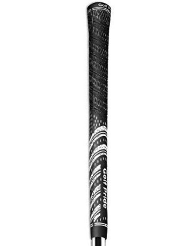 Golf Pride Golf Pride New Decade MCC - Black/Black - Midsize GP0036BLK