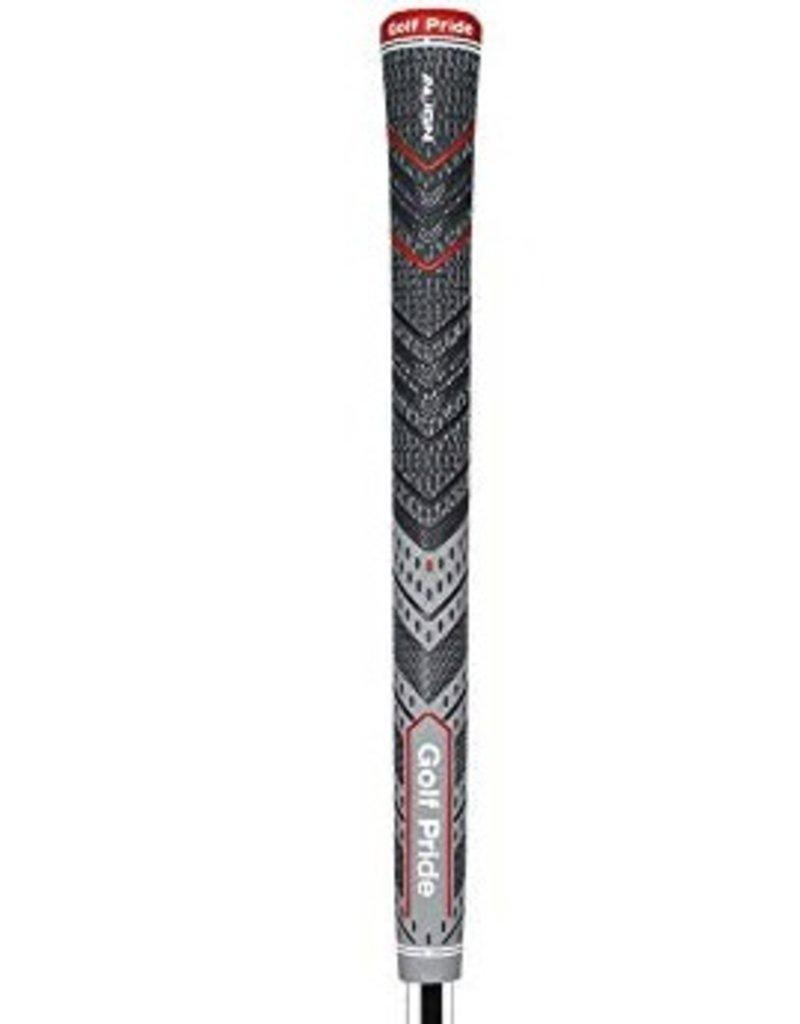 Golf Pride Golf Pride MCC Plus 4 ALIGN - Midsize GP0124BKGY