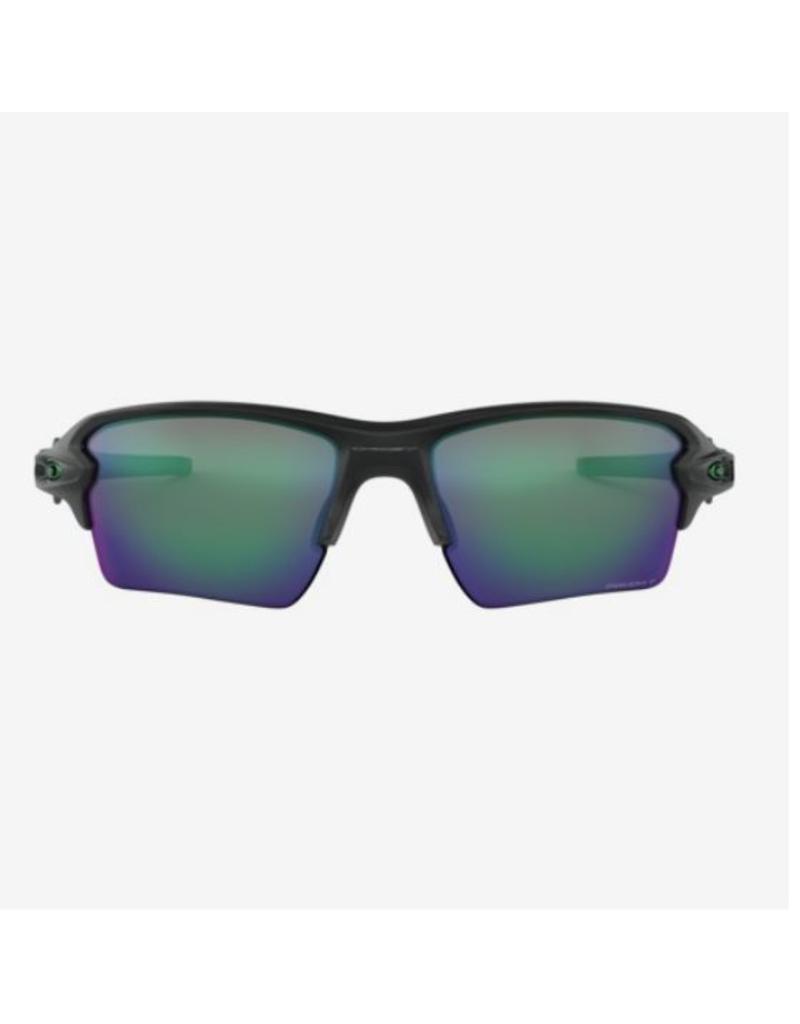 Oakley Oakley Flak 2.0 XL Matte Black-Prizm Jade Polarized