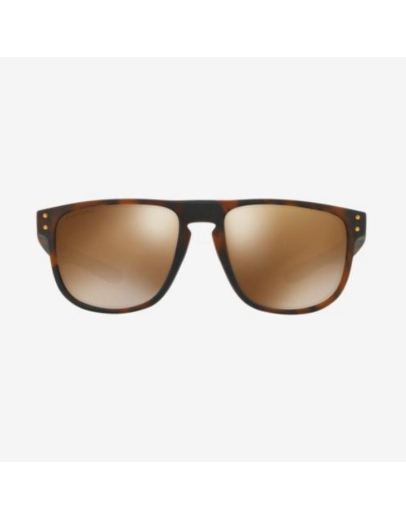 Oakley Oakley Holbrook Matte Dark Tortoise Brown - Prizm Tungsten Polarized