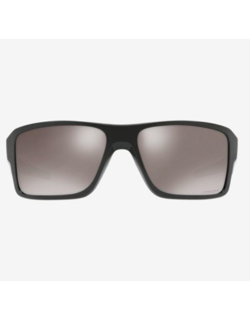 44603698b43 Oakley Double Edge Polished Black - Prizm Black Polarized - Leading ...