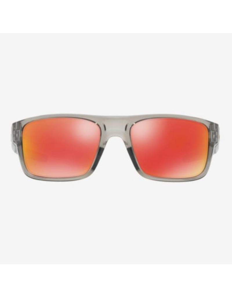 Oakley Oakley Drop Point Grey Ink - Ruby Iridium