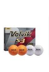Volvik Volvik S3 Dozen - White