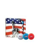 Volvik Volvik Vivid - 9 Piece - USA Golf Balls