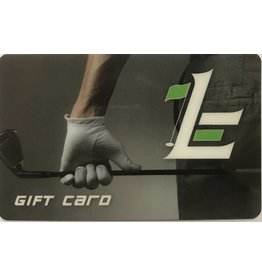 Leading Edge Golf Gift Card-               4 Varying Amounts Available!