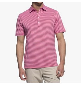 Johnnie-O Johnnie-O Striped Pique Polo-                  2 Colors Available!