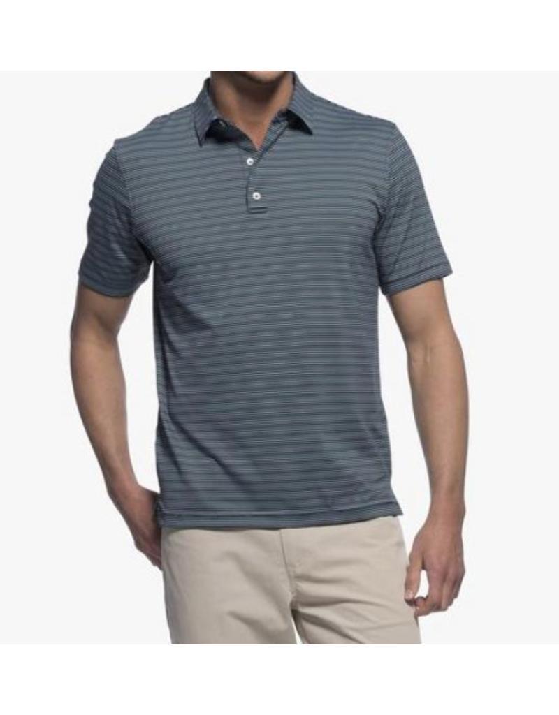 Johnnie-O Johnnie-O Barnard Striped Prep-Formance Jersey Polo-            2 Colors Available!