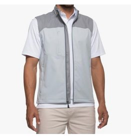 Johnnie-O Johnnie-O Lowry Double-Zip Soft Shell Vest