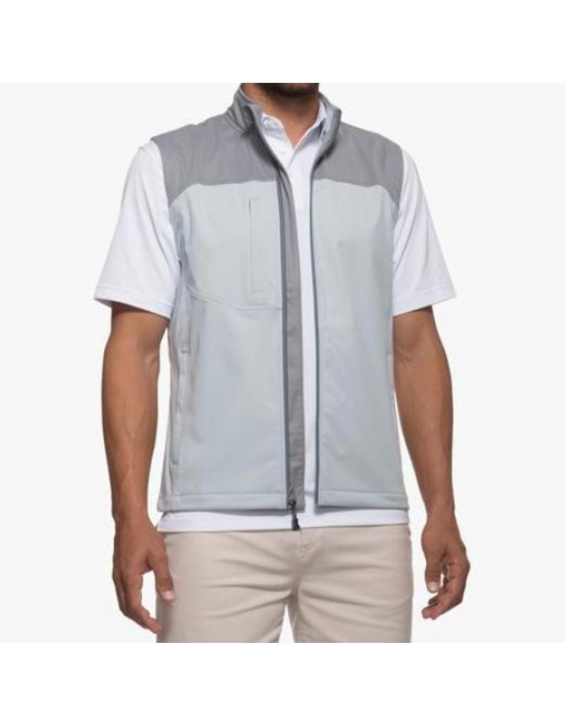 Johnnie-O Johnnie-O Lowry Double-Zip Soft Shell Vest