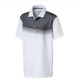 Puma Puma Road Map Golf Polo -                        3 Colors Available