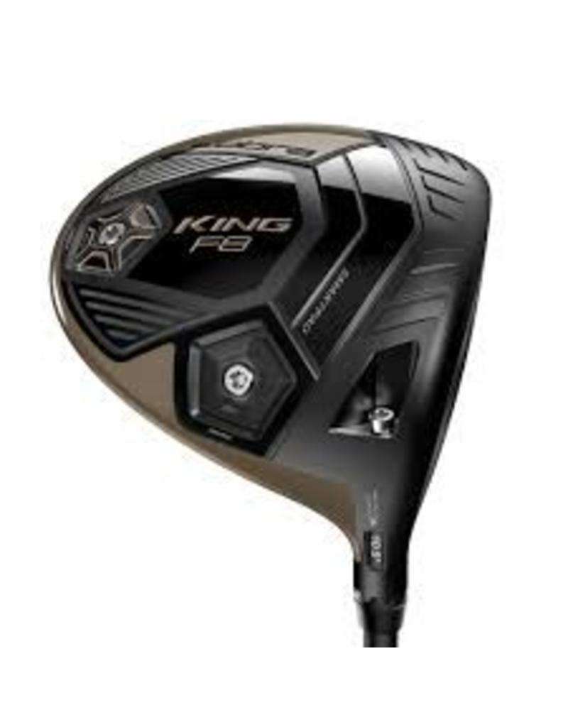 Cobra Cobra KING F8 Desert Sand Volition Driver Right-Handed