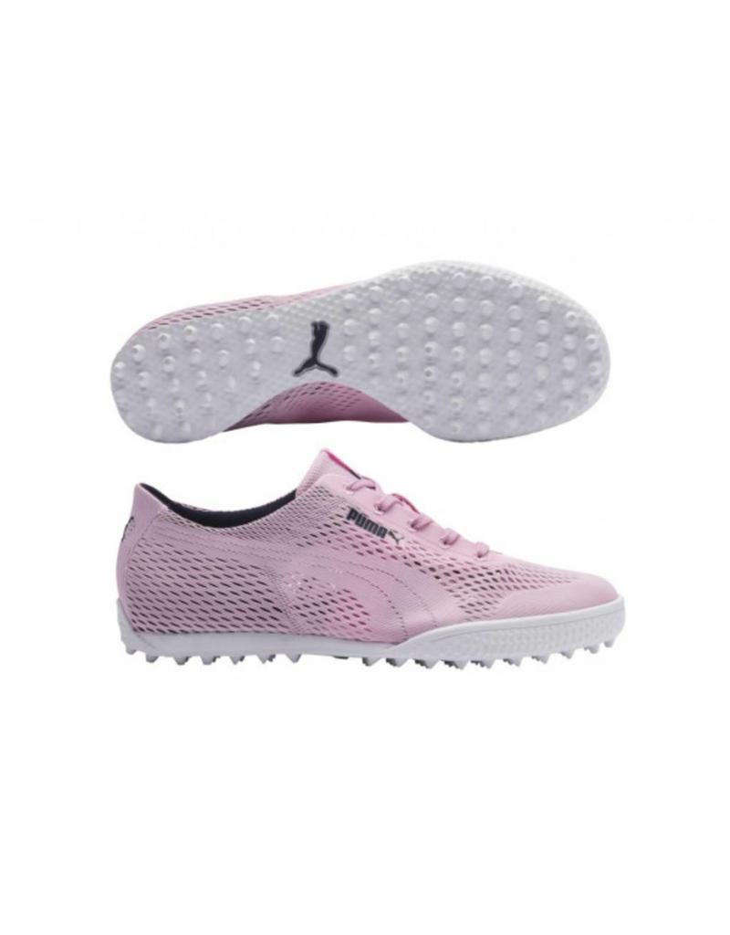 448c08581e44 Women s Puma Monolite Cat Woven Golf Shoes - Leading Edge Golf