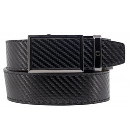 NexBelt Nexbelt Go-In Traditions Carbon Black Belt