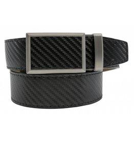 NexBelt Nexbelt Fast Eddie Carbon Black Belt