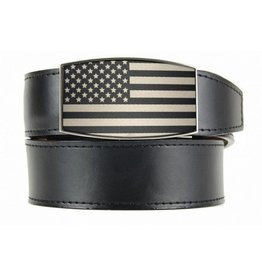 NexBelt Nexbelt USA Heritage Black Aston Dress Belt
