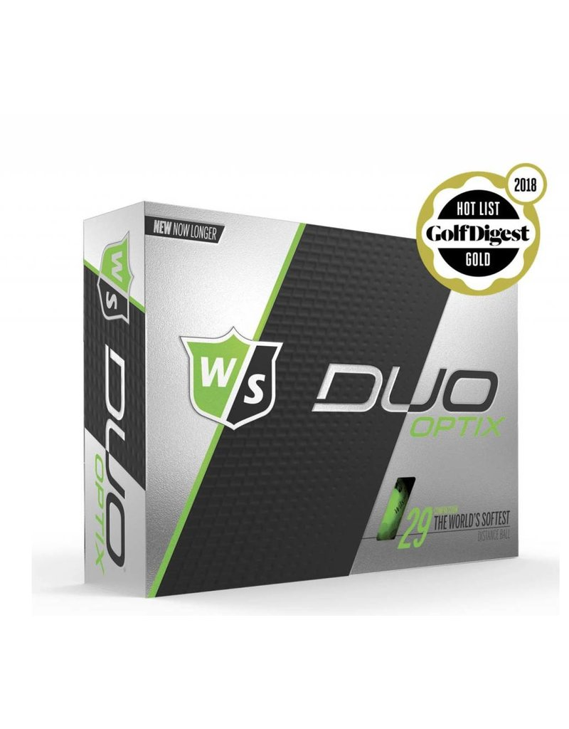 Wilson Staff Wilson Staff Duo Soft Optix 3 Colors Available!