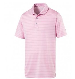 Puma Puma Rotation Stripe Golf Polo- 3 Colors Available!