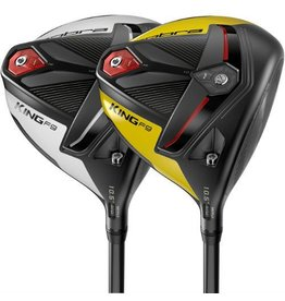 Cobra Cobra KING F9 SPEEDBACK Driver - Right-Handed