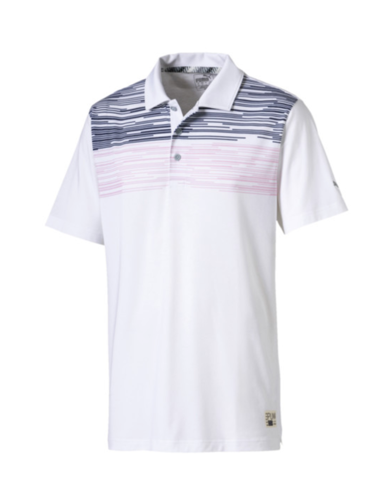 Puma Puma Pin High Golf Polo- 2 Colors Available!