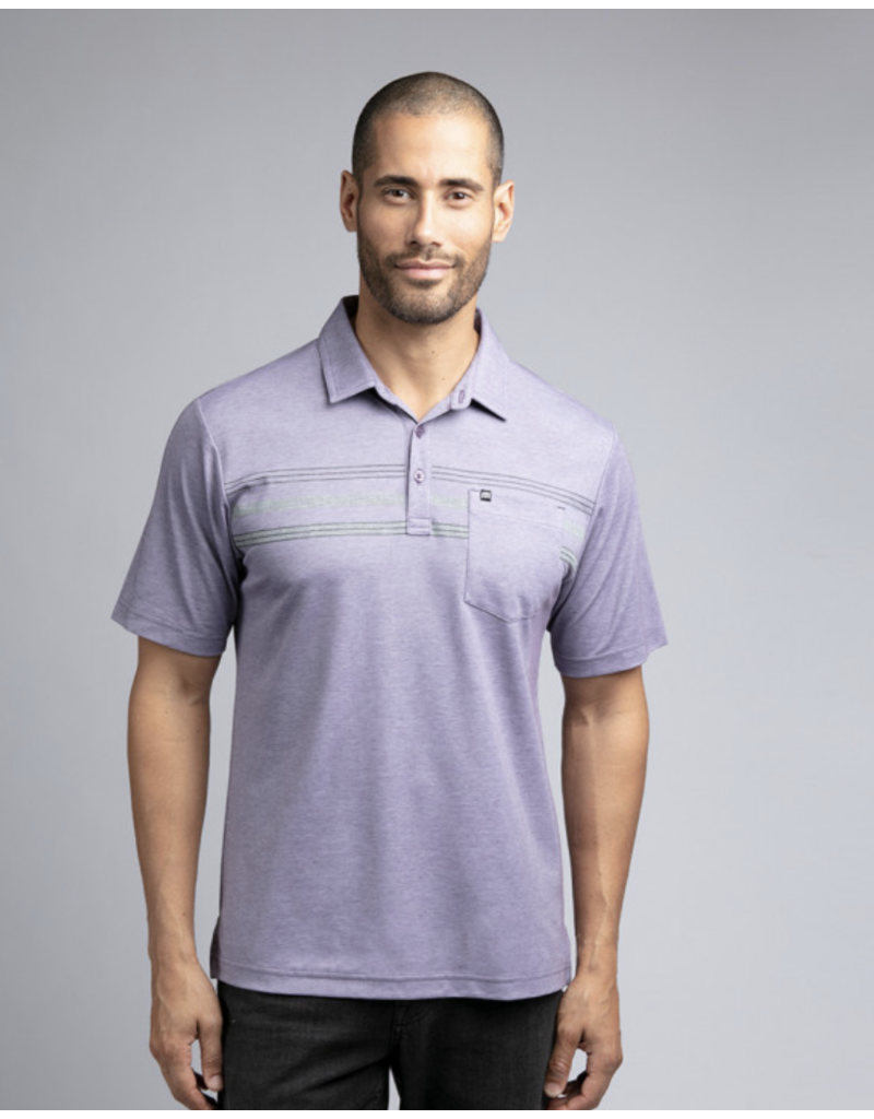 Travis Mathew Travis Mathew Brownie Polo