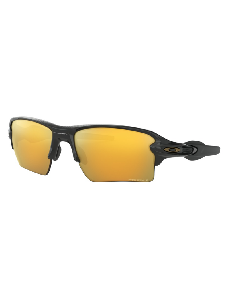 Oakley Oakley Flak 2.0 XL Polished Black Prizm 24K Polarized