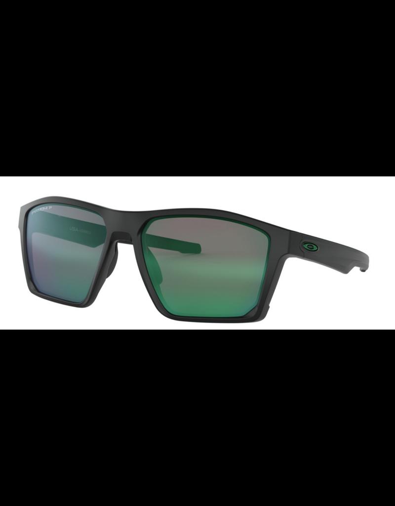 Oakley Oakley Targetline Matte Black Prizm Jade Polarized