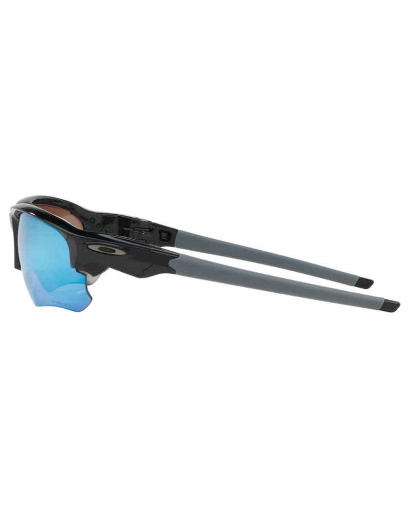Oakley Oakley Flak Draft Polished Black Prizm Deep Water Polarized