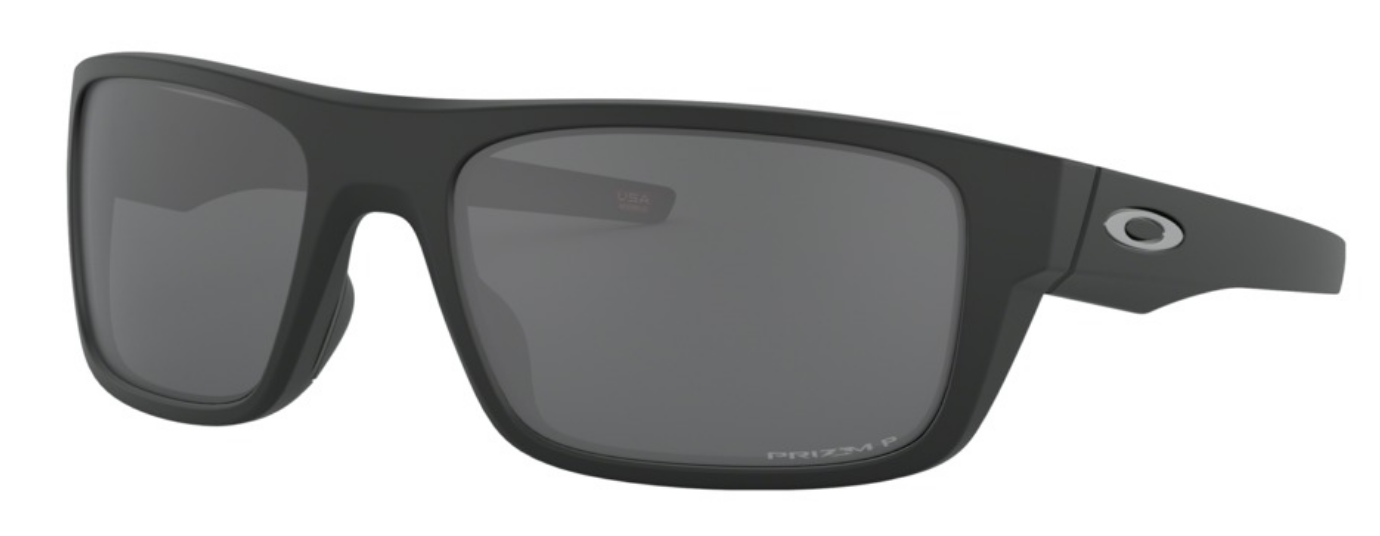 Oakley Drop Point >> Oakley Drop Point Matte Black Prizm Black Polarized Leading Edge Golf