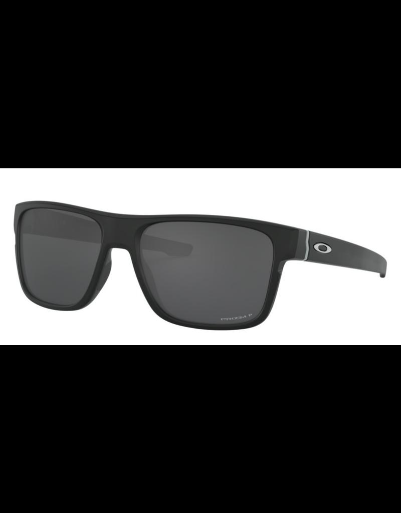Oakley Oakley Crossrange Matte Black Prizm Black Polarized