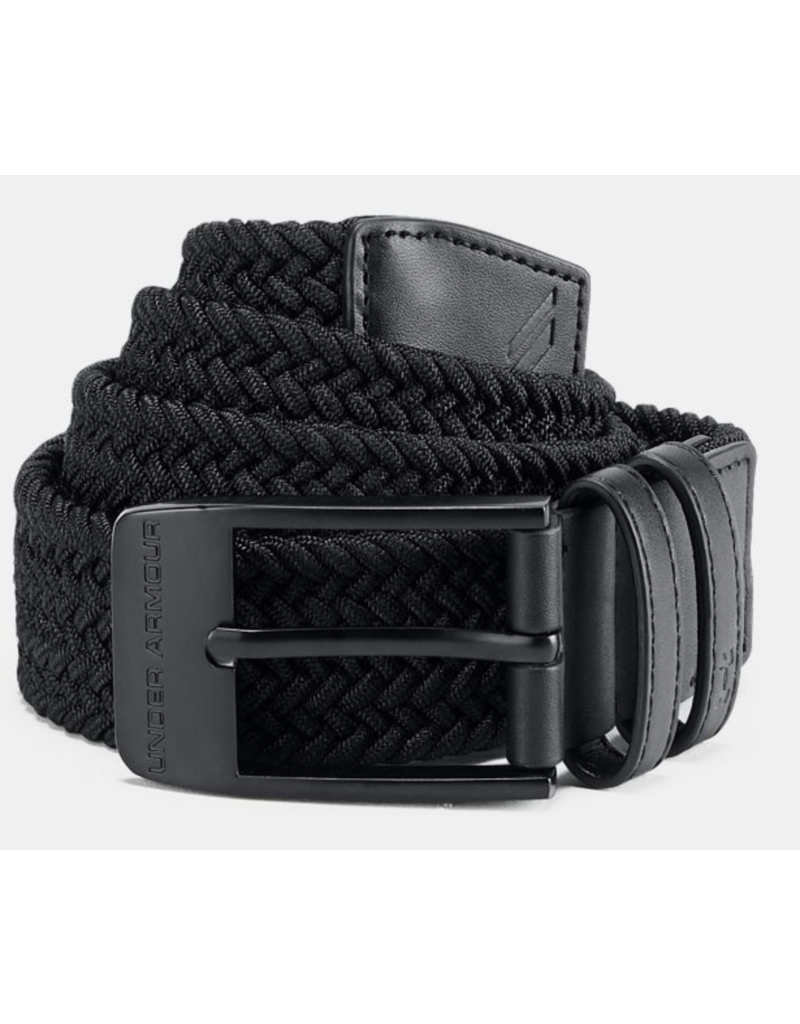 Under Armour Under Armour Braided Belt 2.0- 2 Colors Available!