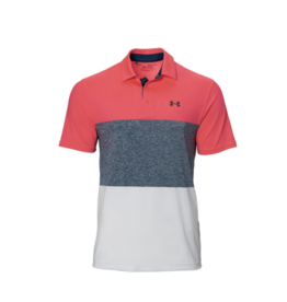 Under Armour Under Armour 2.0 Playoff Colorblock Polo