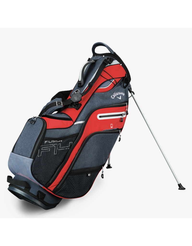 Callaway Callaway Fusion 14 Stand Bag 2019 - 3 Colors Available!