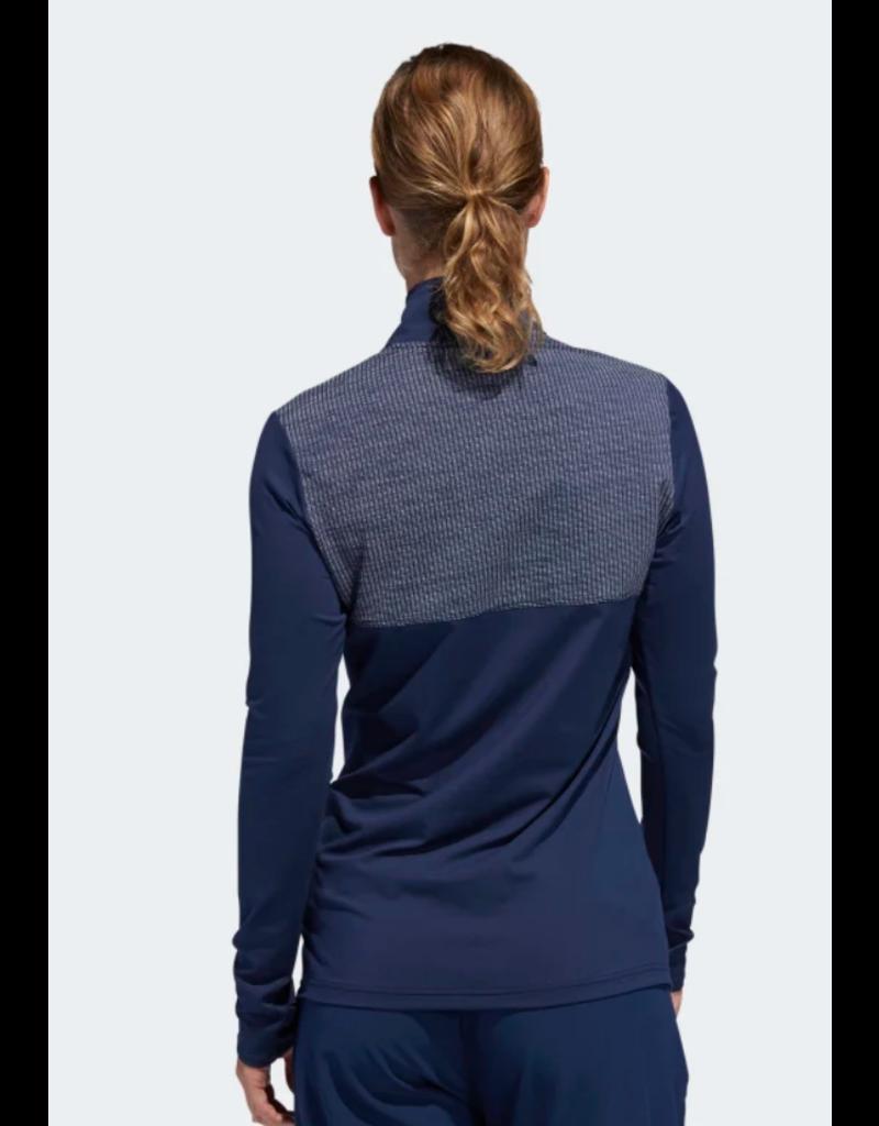 Adidas Adidas Half-Zip Knit Jacket
