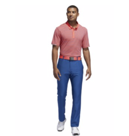 Adidas Adidas Climachill 3 Color Stripe Polo