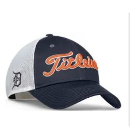 Titleist Titleist Cotton Twill Meshback MLB Cap Tigers