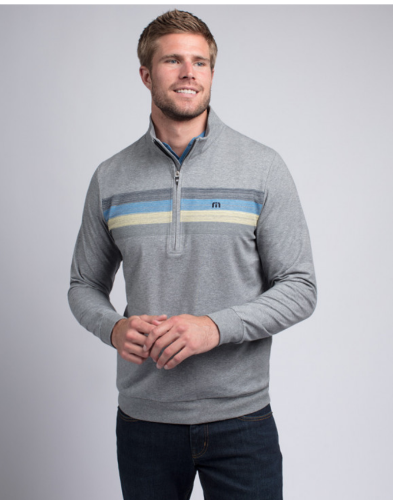 Travis Mathew Travis Mathew False Alarm Half Zip