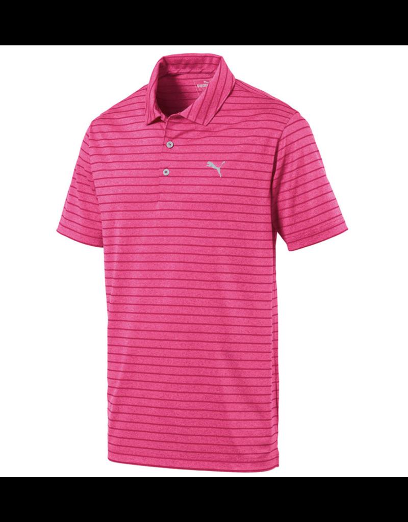 Puma Puma Rotation Stripe Golf Polo- 3 Colors Available!