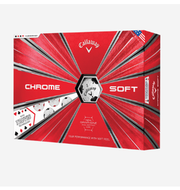 Callaway Callaway Chrome Soft Golf Balls- Suits
