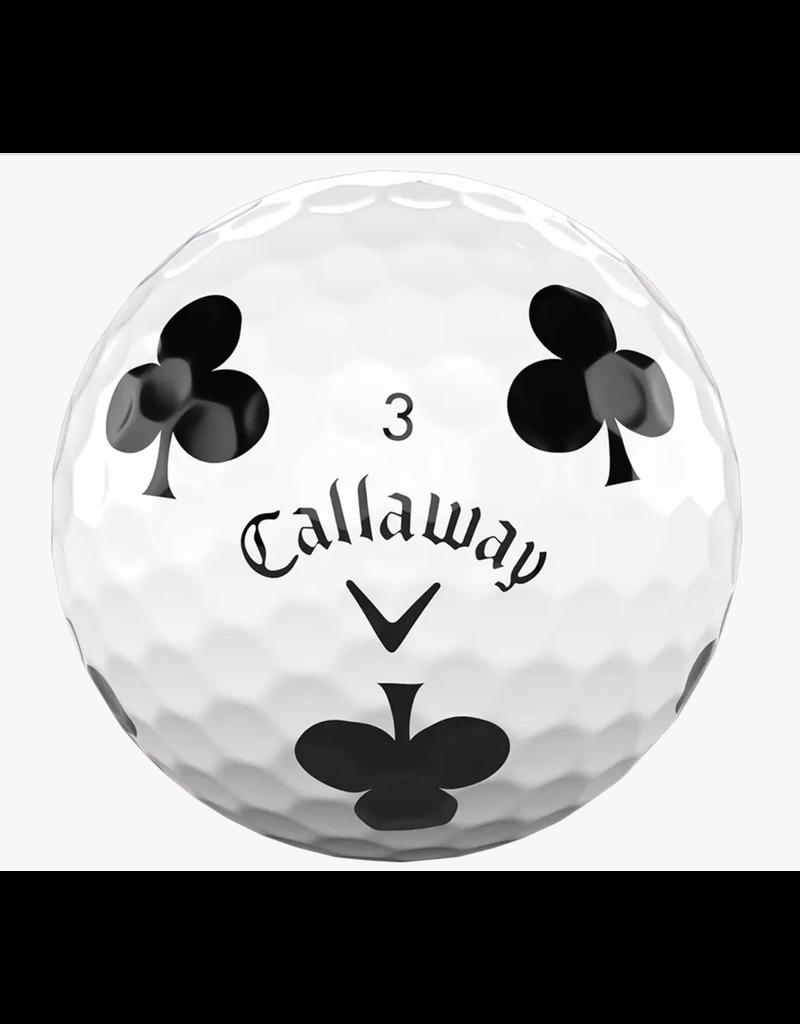 Callaway Callaway Chrome Soft Golf Balls- Suits