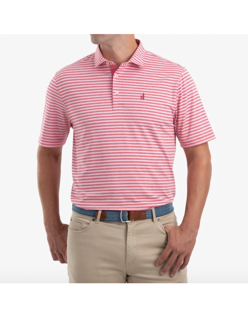 Johnnie-O Johnnie-O Smith Striped Prep-Formance Polo
