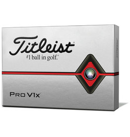 Titleist Titleist ProV1X Golf Balls