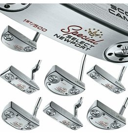 Titleist Scotty Cameron 2020 Special Select Putters - Right-Handed