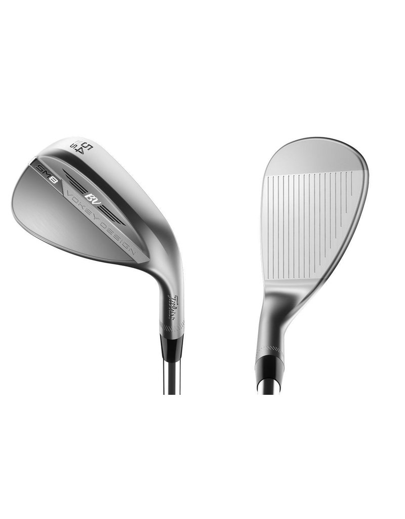Titleist Titleist SM8 Tour Chrome Wedge - Right-Handed