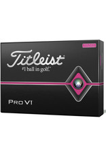 Titleist Titleist ProV1 Pink Golf Balls