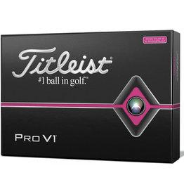 Titleist Titleist Pro V1 Pink Golf Balls