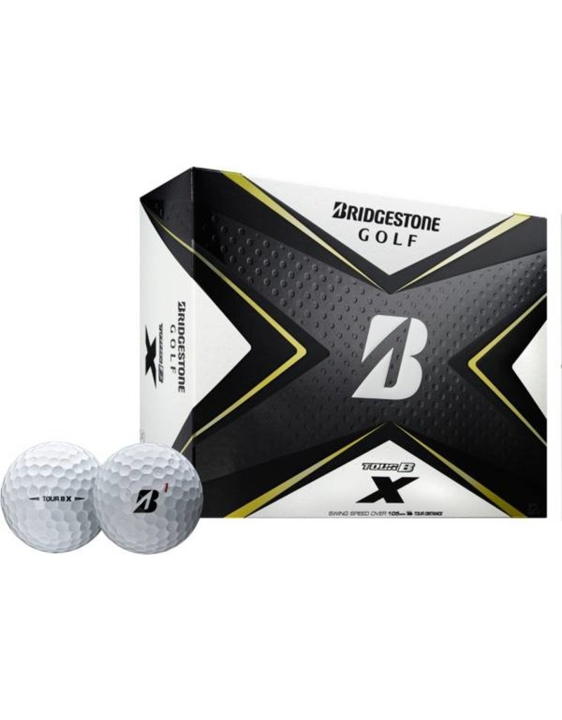 Bridgestone 2020 Bridgestone Tour B X Golf Balls
