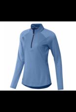 Adidas Adidas UPF 50 Solid Long Sleeve Zip