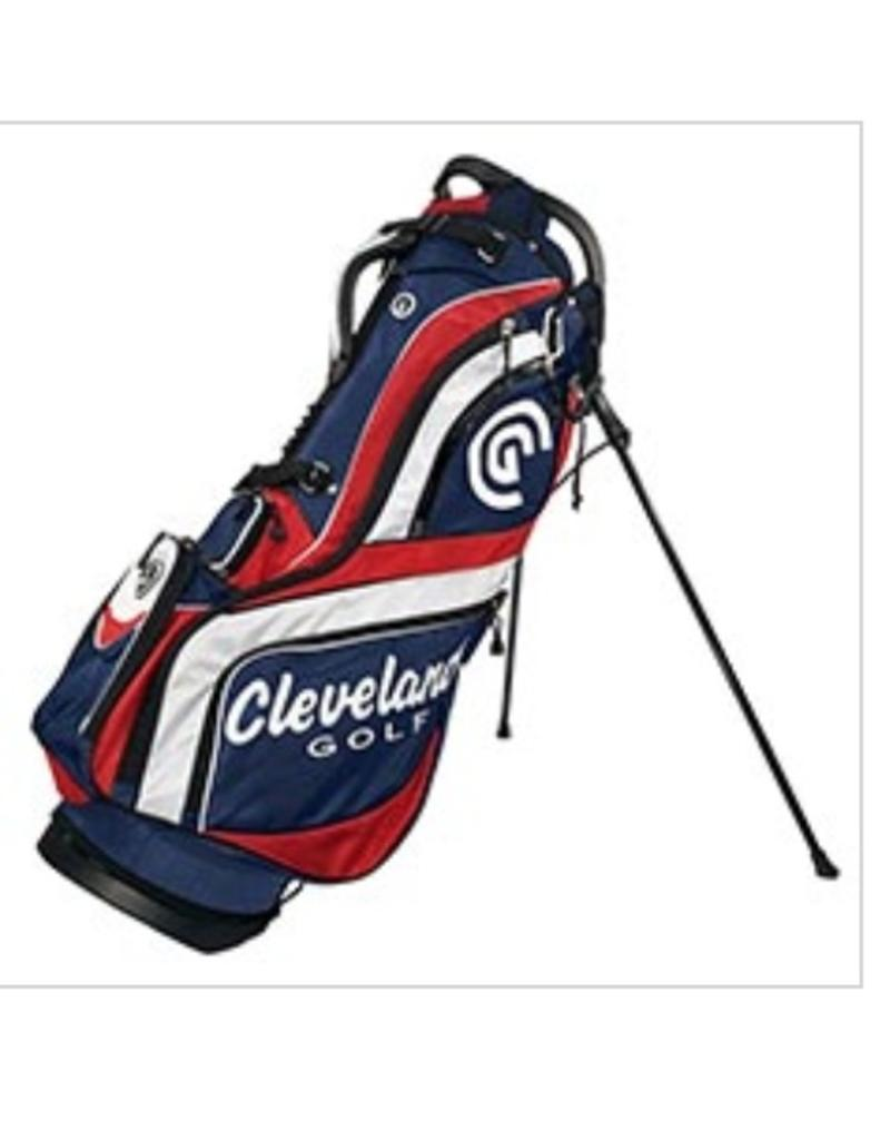 Cleveland/Srixon Cleveland Golf Bag- Stand- 3 Colors Available!